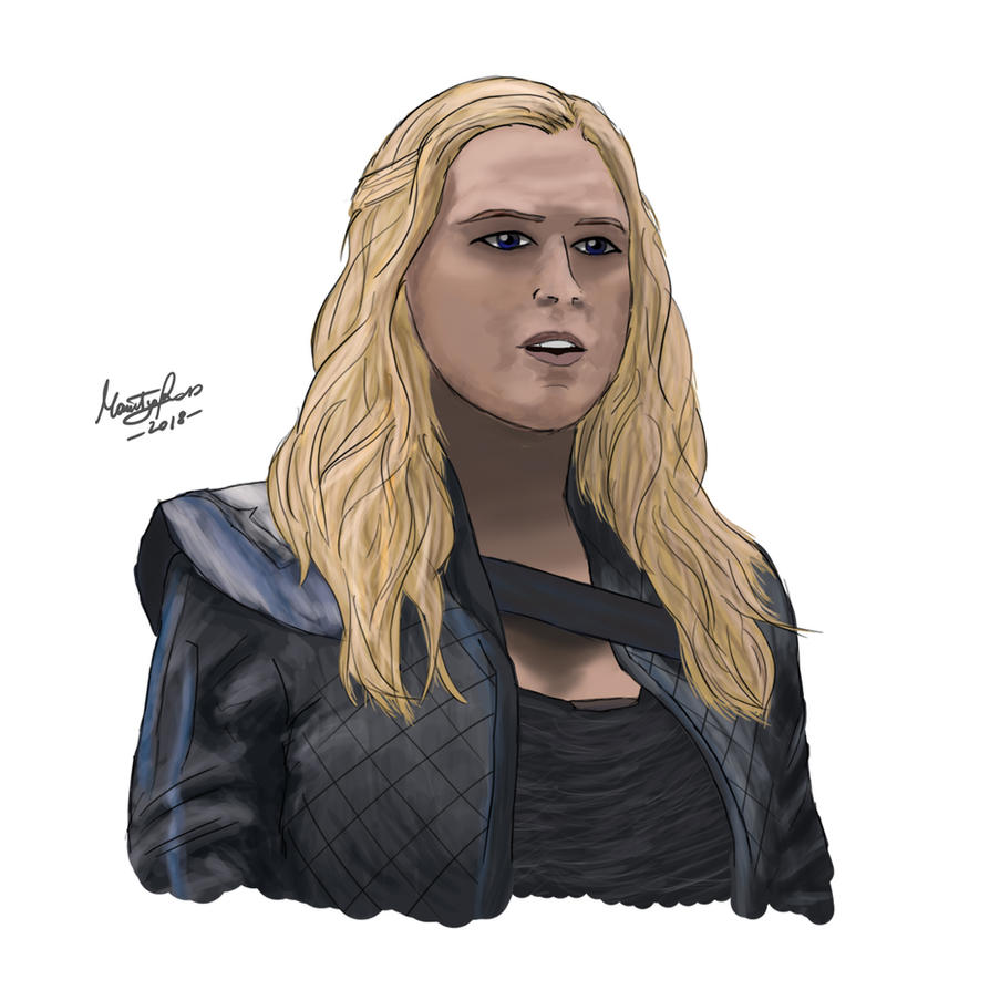 Clarke Season 2 by MartyRossArts