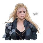 Clarke Season 3B by MartyRossArts