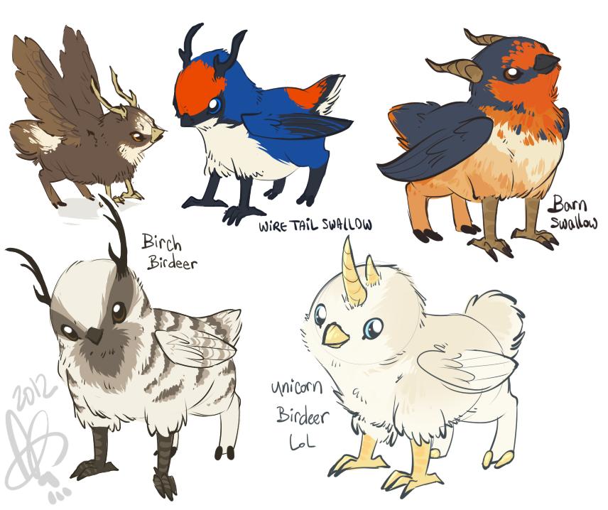 Birdeer Designs by CloverCoin