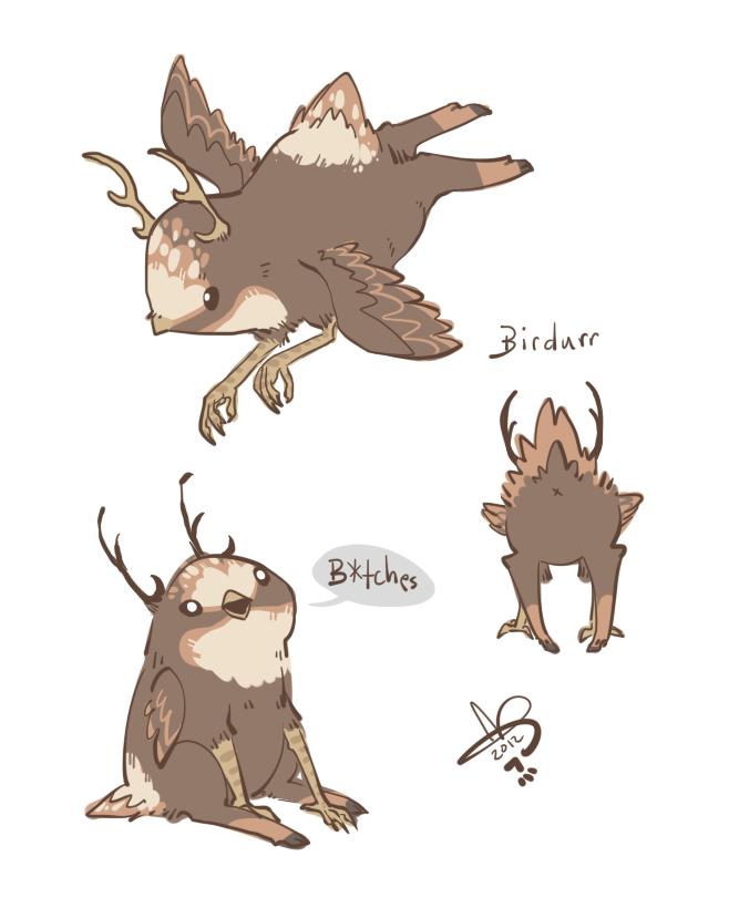 Birdurrs by CloverCoin