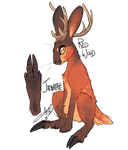 Jackalope: Red Wood