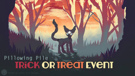Pillowing Pile: Trick or Treat Event 2016 (CLOSED)