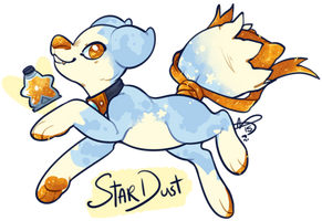 DTA Pillowing: Star Dust (WINNER PICKED!) by CloverCoin
