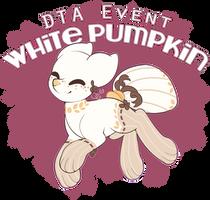 DTA Event: White Pumpkin (WINNER ANNOUNCED!) by CloverCoin