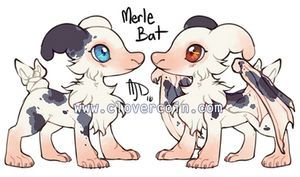 OTA: Merle Batty Pillowing [CLOSED]