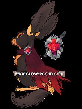 Custom Lintling: Vampire Glider