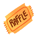 Pillowing-Pile Raffle Ticket by CloverCoin