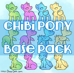 Chibi Pony Base Pack