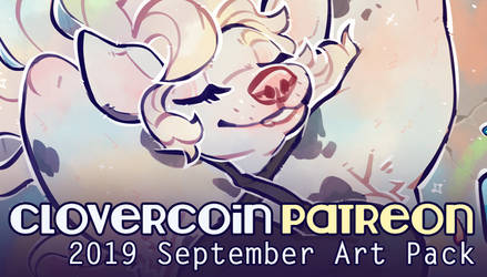 CloverCoin 2019 September Art Pack