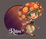 FFVI - Relm
