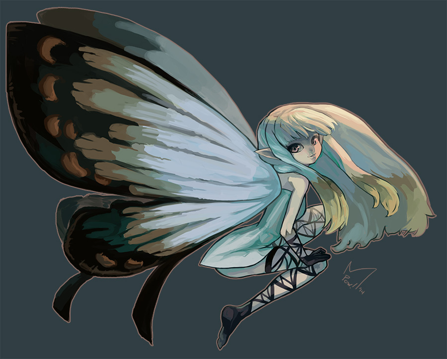 bravely default airy wings 4 - photo #6