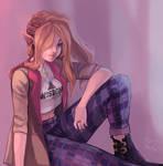 Street Style Princess Zelda