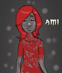 Skeleton Girl by Ryemm