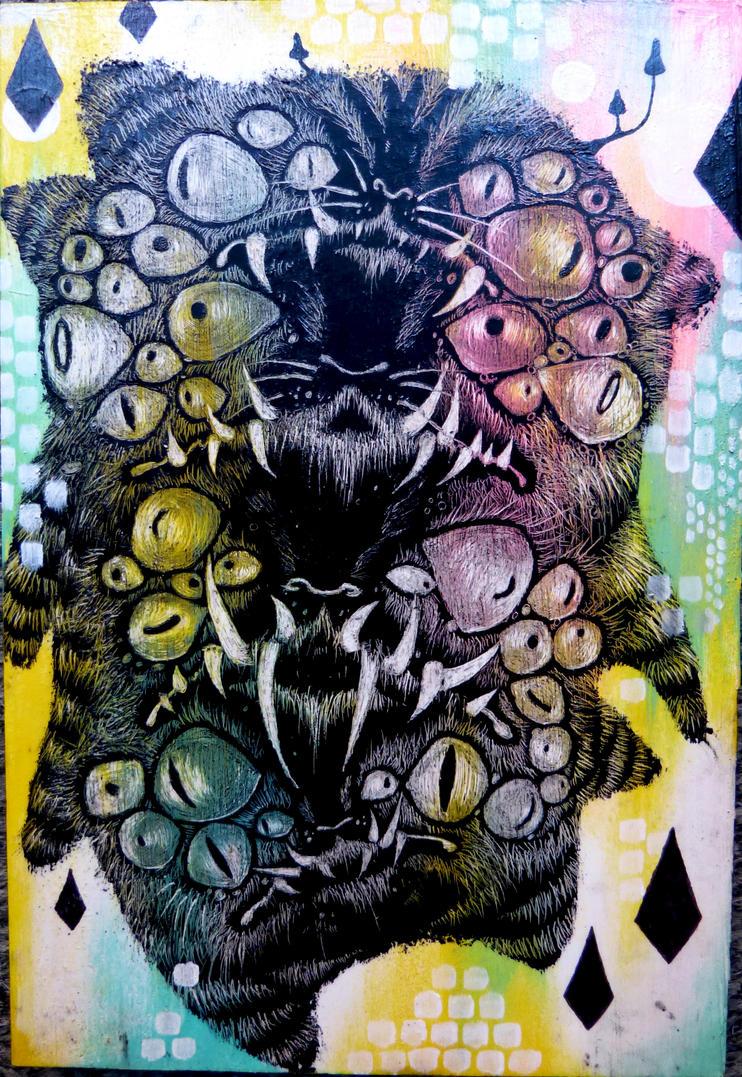 gnarcat by eesss