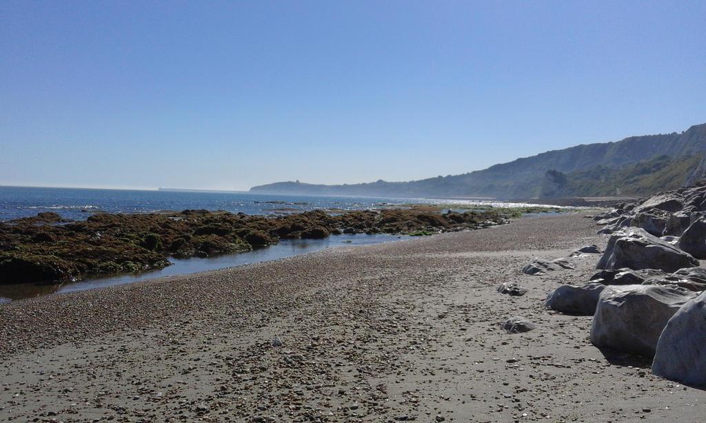 On the beach by summerhousehill