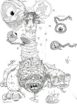 Castlevania Bestiary 1