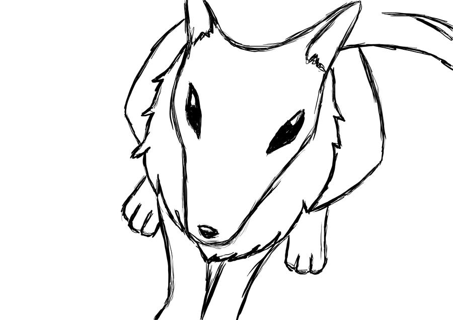 ninetales coloring pages - photo#29