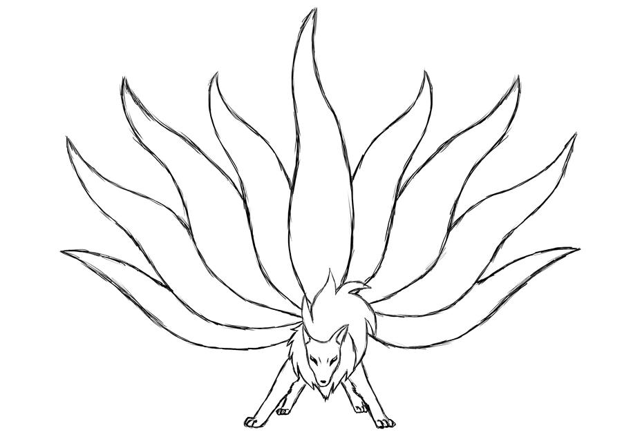pokemon coloring pages ninetails - photo#25