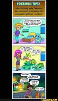 Danger of training Baby pokemon