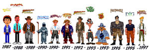 The SCUMM Legacy - Heroes