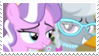Diamond Tiara x Silver Spoon - Stamp by RedVelvetKittens