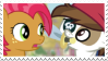 Commission: Babs Seed x Pipsqueak - Stamp by RedVelvetKittens