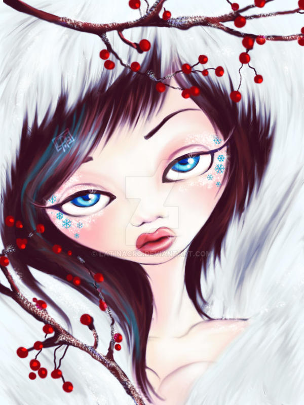Winter Beauty by latinacrg