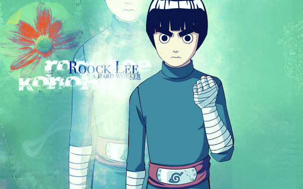wallpaper rock. wallpaper rock lee. rock lee