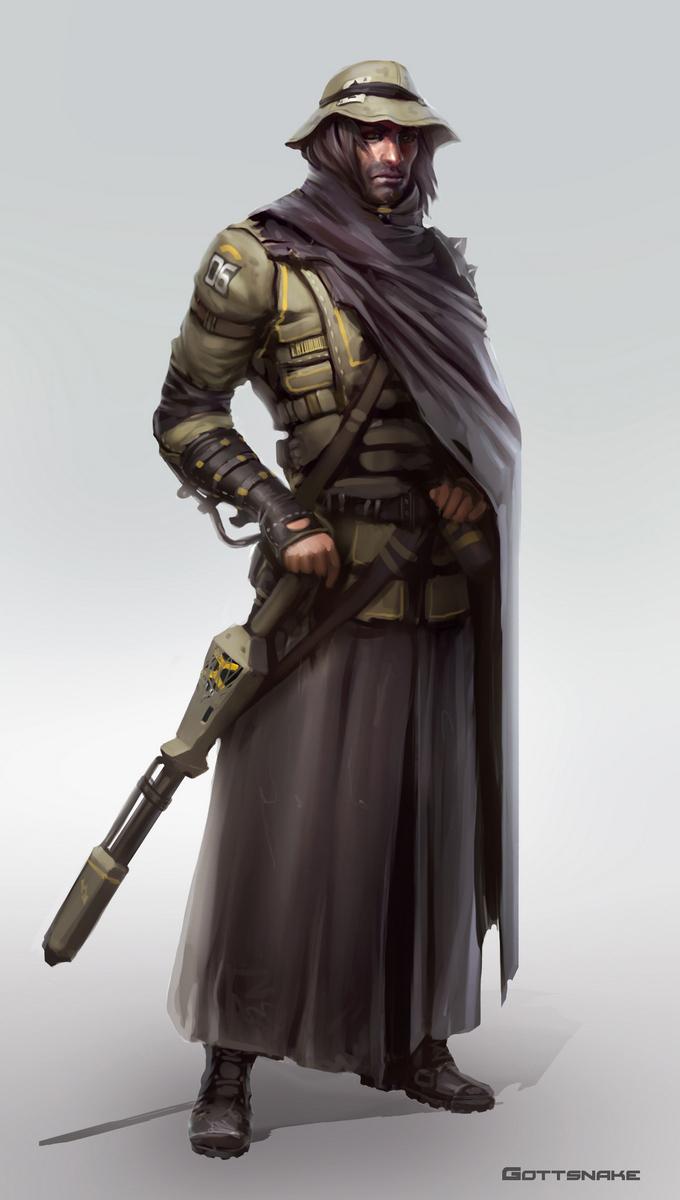 Character by Gottsnake