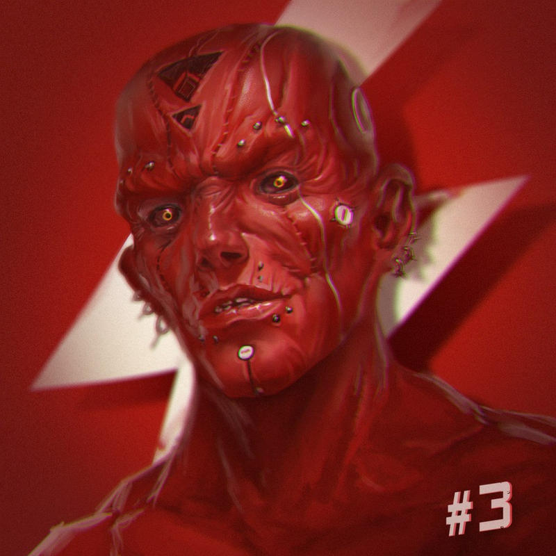 Redman by Gottsnake