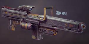 COMA Heavy Rifle Concept (for robots)