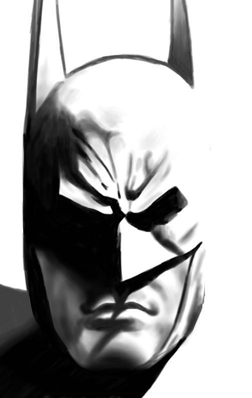 FIRST Successful Batman Sketch... By Art-Gem On DeviantArt