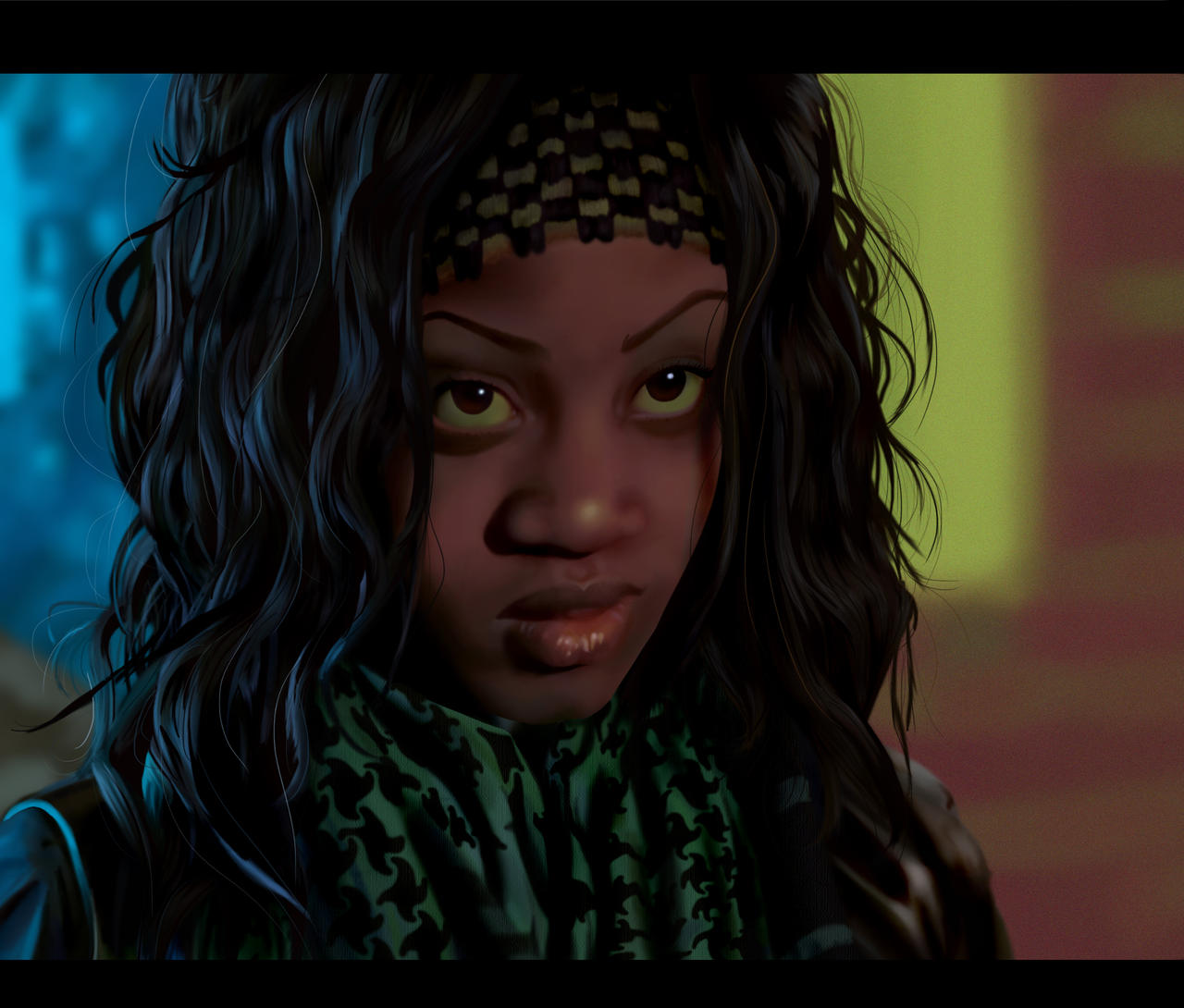 Moses Attack The Block