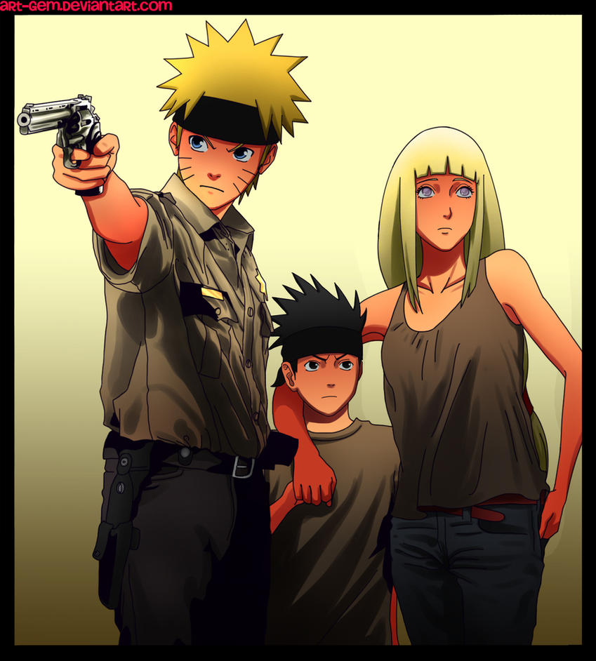 The Naruto Dead: Series 2 By Art-Gem On DeviantArt