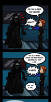 How I saw The Force Awakens...basically