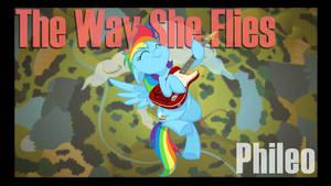 My First ALBUM ART: 'The Way She Flies' by crimsonbirth