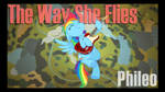 My First ALBUM ART: 'The Way She Flies'