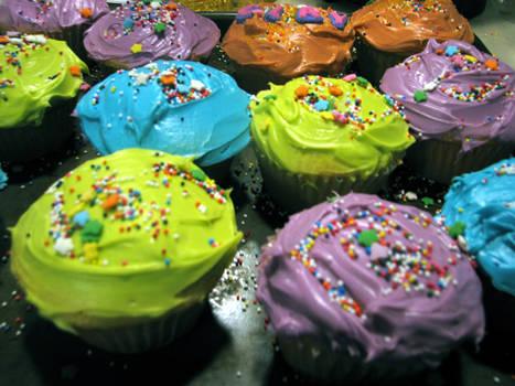 I like to bake :D
