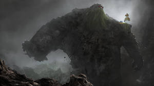 The wandering stone giant