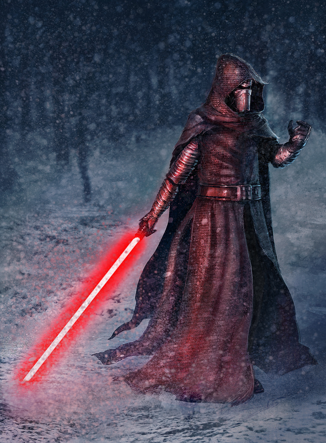 If Kylo Ren Was Not A Scrub by Brollonks