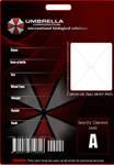 Blank Umbrella ID