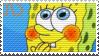Spongebob Stamp by littiot