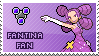Fantina Stamp by littiot