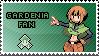 Gardenia Stamp by littiot