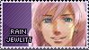 Rain Jewlett Stamp by littiot
