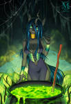 Witchcraft of Chrysalis