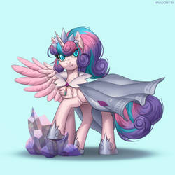 Adult Flurry Heart by Margony