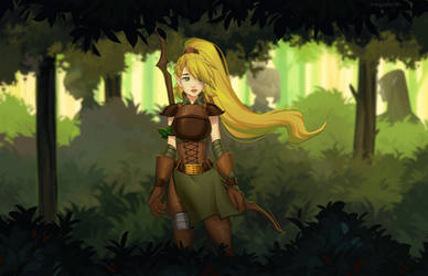 Elf's forest