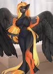 Black pegasus [sfw]