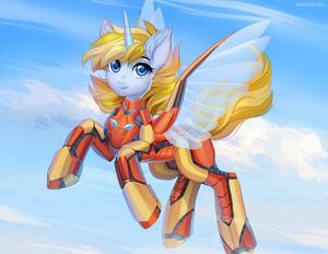 Iron Pony!